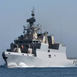 1st Indigenously Built Stealth Anti-Submarine Warfare Ship- INS Kamorta Commissioned