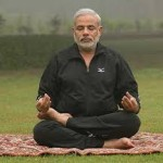 PM urges everyone to be a part of the first International Yoga Day celebrations