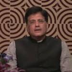 Piyush Goyal addresses a press conference on UDAY Scheme,New Delhi