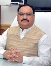 Shri J P Nadda_indianbureaucracy