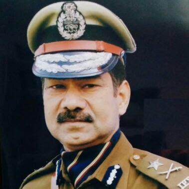 Sunil Gautam IPS