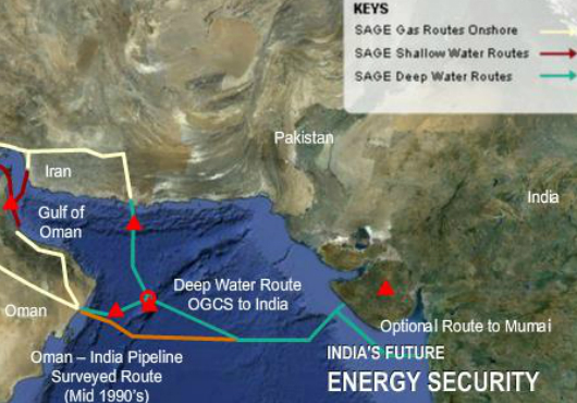 pakistan and iran gas pipeline A major natural gas pipeline that would stretch from the fields of southern iran to pakistan and india — itself a remarkable prospect — is being planned but it faces serious hurdles, not least the fierce opposition of the us government.