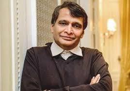 Shri Suresh Prabhakar Prabhu indianbureaucracy