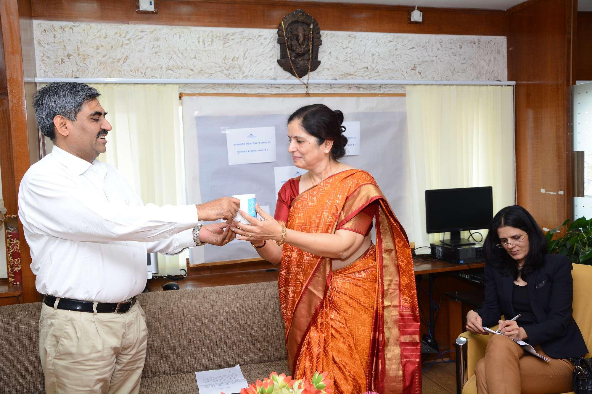 Internaional Women's Day celebration_AAI_indianbureaucracy