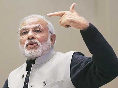 Narendra Modi -indianbureaucracy