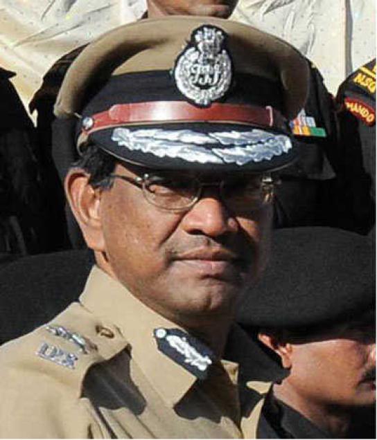 T.K Rajendran IPS-indianbureaucracy