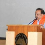 Dr. Harsh Vardhan visits Wadia Institute of Himalayan Geology