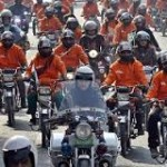"Motor Bike Rally ""Ride 4 Accessibility"" for Accessible India Campaign tomorrow"