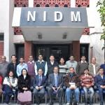 NIDM campus in Andhra Pradesh