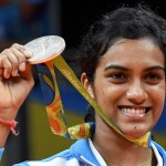 P V Sindhu elected as member of BWF Atheletes commission