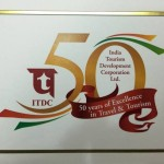 Logo Marking Golden Jubilee of ITDC Launched