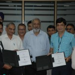 "NRDC Inks MOA with NTPC Ltd for ""Commercializing IPRs & Technology"""