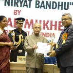 RITES gets Niryat Shree Gold Trophy for Highest Exports