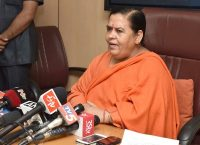 Uma Bharti urges Spritual Institutions for Namami Gange success