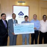 NSPCL pays dividend to SAIL