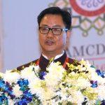 Welcome Address by Kiren Rijiju at AMCDRR