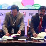 NRDC signed MoU with TIE