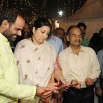 Stall allotment policy at Dilli Haat to be modified: Smriti Irani