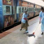 Cleanliness in Indian Railway