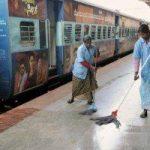 Indian Railways initiatives to improve Sanitation