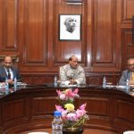 Rajnath Singh reviews working of CISF