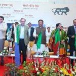 Vizag Steel promotes Brand Image through Indian Railways