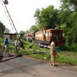 Indian Railways ,eliminate ,Unmanned Level Crossings ,Broad Gauge -IndianBureaucracy