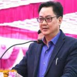 Kiren Rijiju inaugurates programme on Inner Strength and Disaster Resilience