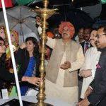 Mahesh sharma Inaugurates Bharat Parv at Red Fort
