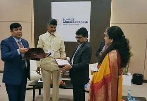 MoU with Andhra Pradesh