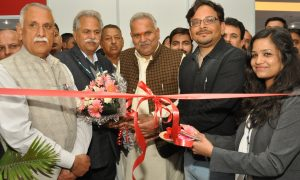 REC Stall Inaugurated J & K-IndianBureaucracy