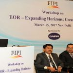 """The Minister of State for Petroleum and Natural Gas (Independent Charge), Shri Dharmendra Pradhan addressing the Workshop on """"EOR - Expanding Horizons: Creating Values"""", organised by FIPI, in New Delhi on March 15, 2017."""