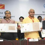 Manoj Sinha releases Postage Stamp on Cub Scouts