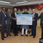 NHPC pays 1882 Cr highest ever interim dividend