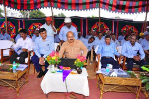 NLCIL Inauguration of rejuvenated BWEIndianBureaucracy