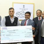 REC extends support to Swachh Bharat Kosh Fund