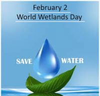 World Wetlands Day -IndianbUreaucracy