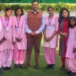capt. Abhimanyu-cabinet Minister-IndianBureaucracy