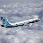 K67379-17; 737MAX-9; 737MAX; 737MAX-9 First Flight; Seattle; BFI; Landing; 2017-04-13