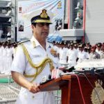 Chief of Naval staff honours Naval Gallantry at Naval Investiture Ceremony -defencespeak