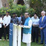 India-Australia launch Sports Partnership in Mumbai