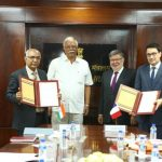 India &France sign MoU on Civil Aviation-IndianBureaucracy