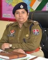 Jagdale Nilambari Vijay IPS - first woman SSP, Chandigarh-indianbureaucracy
