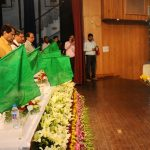 Minister of Railways Flagged offTrain Services -IndianBureaucracy