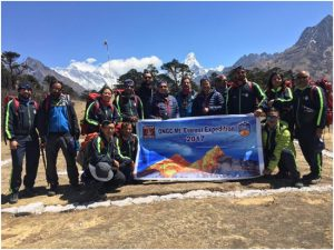 ONGC Everest Expedition 2017 -IndianBureaucracy