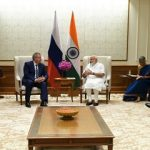 Dmitry Rogozin Russian Dy PM, calls on PM Narendra Modi