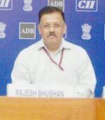 Shri Rajesh Bhushan