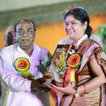 Yogamaya Acharya, first Lady of NLC India honoured with prestigious-indianbureaucracy