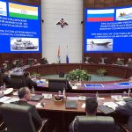 17th Meeting of India-Russia