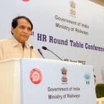 Suresh Prabhu inaugurates 1st HR Round Table Conference